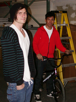 Steven Wong joins the Supercross Family.