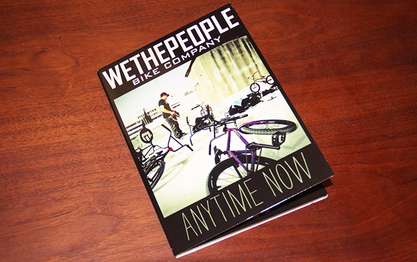 Wethepeople Anytime Now BMX