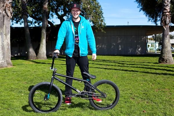 Brian Hunt BMX Bike Check