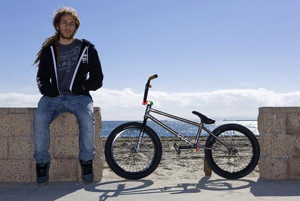 Russ Barone Bike Check
