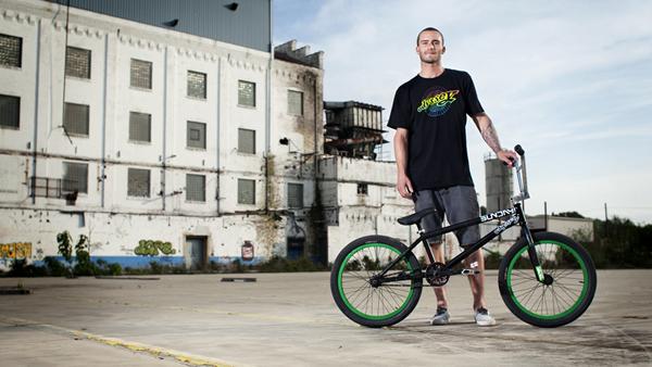 Eric Lichtenberger Bike Check