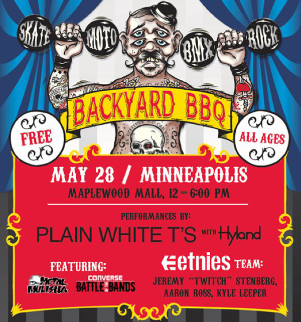 Journeys Backyard BBQ   Minneapolis
