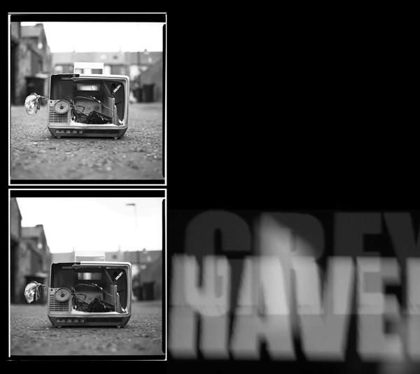 James Newrick on Grey Haven