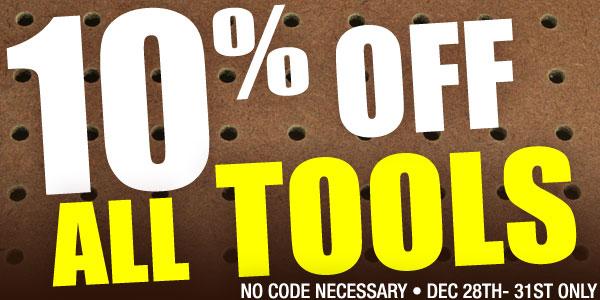 Dan's Comp – 10% off all Tools