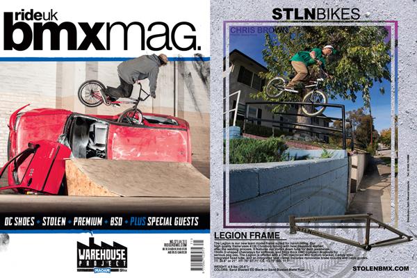 Stolen BMX - BMX Bikes