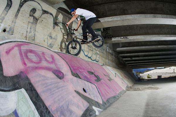 Jason Enns BMX