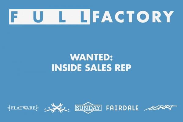 Now Hiring: 180 Distribution - Inside Sales Rep – BMX UNION