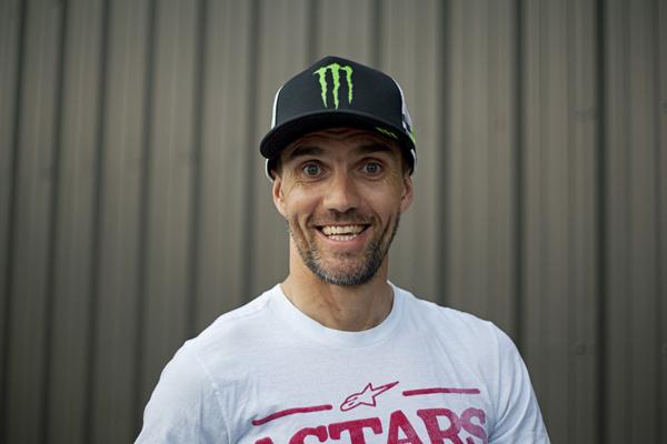 Jamie Bestwick BMX