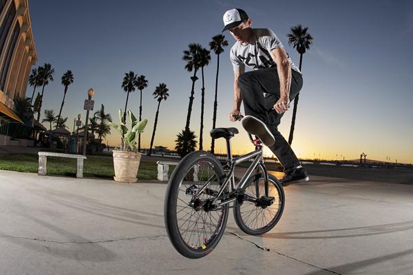 Chad Johnston BMX
