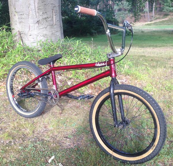 Seb Yates Bike Check