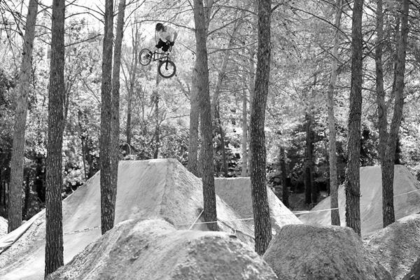 Rider: Max Bimar, Trick: whip