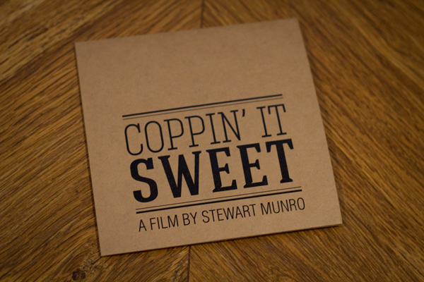 Coppin' It Sweet BMX DVD