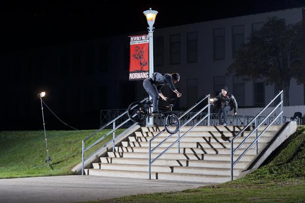Garrett Reynolds BMX