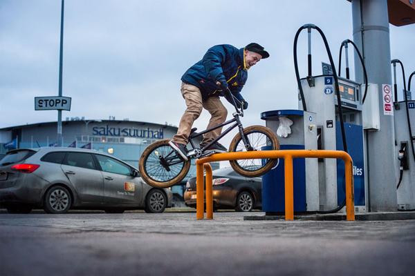 Ben Lewis BMX