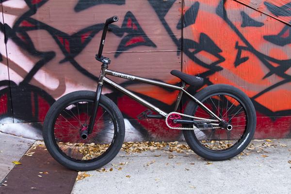 Grant Castelluzzo BMX bike check