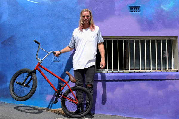 Jack Birtles Bike check