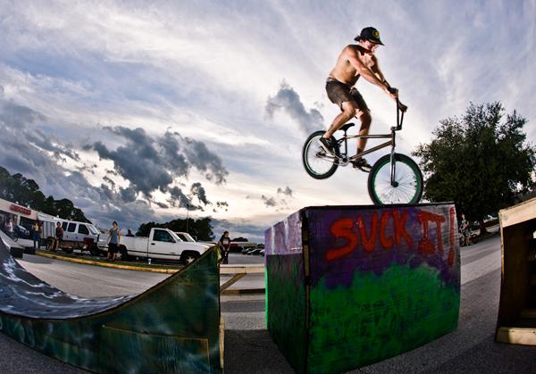 Trey Jones BMX