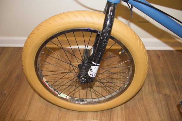 Fit Bike Co. BMX tire