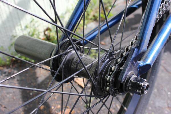 Profile Racing BMX hub