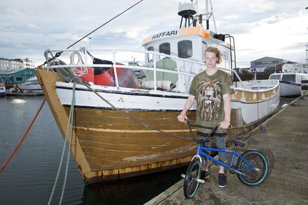 Anton Arnarson Bike Check