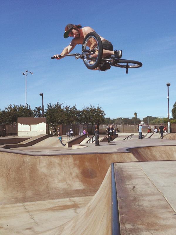 Tom Perry BMX