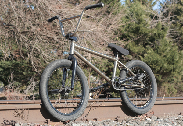 Dan Foley Bike Check