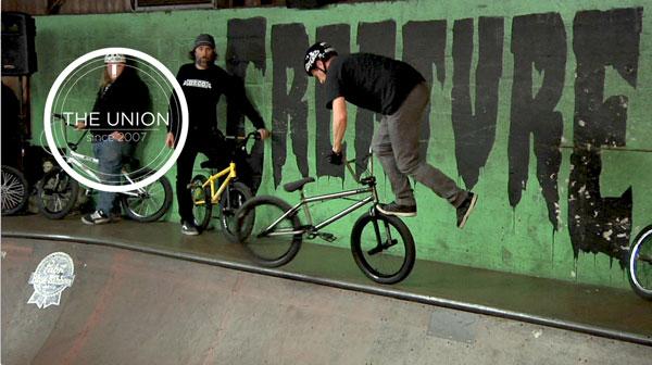 Skatepark of Tampa Roast 2015 BMX video