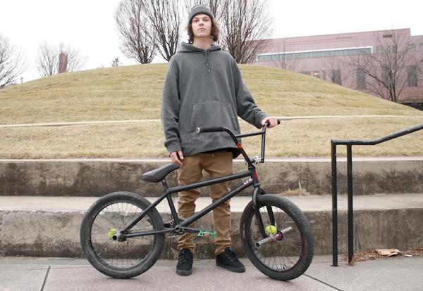 Jake Coulson Bike Check