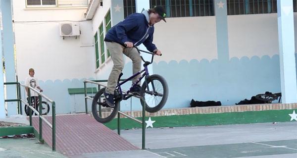 DUB BMX – Fernando Laczko 2015