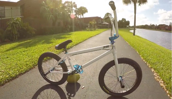 Michael Beran Video Bike Check