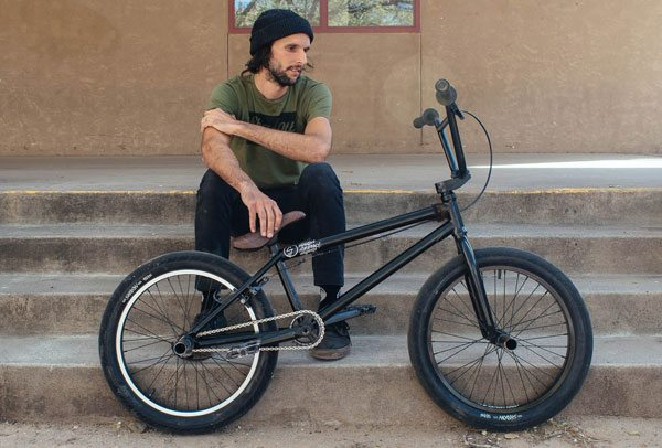 Johnny Devlin Bike Check