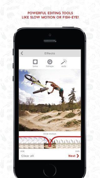 Insight: The Shrick App