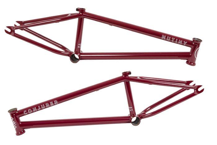 mutiny-bikes-conjuerer-bmx-frame-red