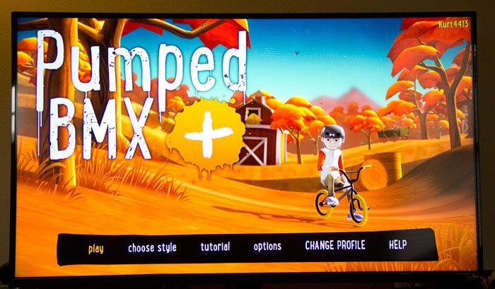 Review: Pumped BMX +