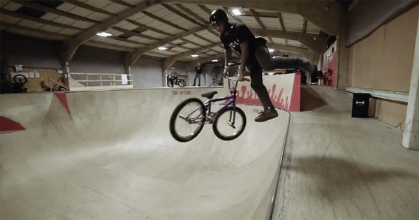 Vocal BMX – Ash Douglas 2014 Clips