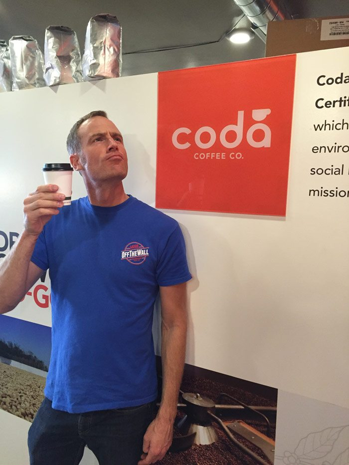 Adam Banton Coda-Coffee