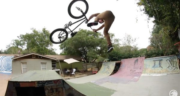 Shadow Conspiracy – Team Session at Trey Jones' Backyard Ramp