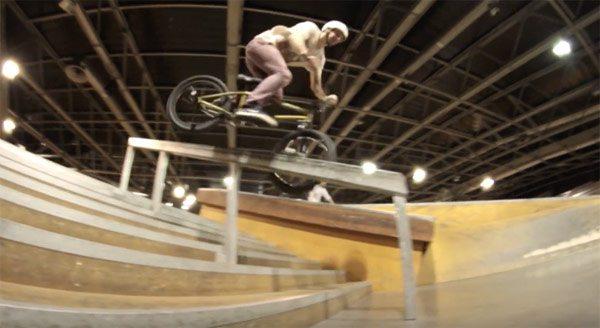 Julien Arnaud and Charles Tschumy Skatepark Session