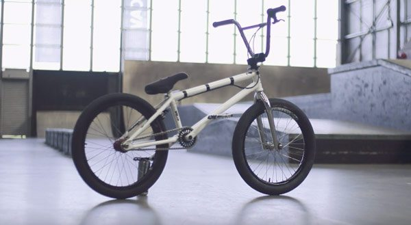 Vocal BMX – Ash Douglas Video Bike Check
