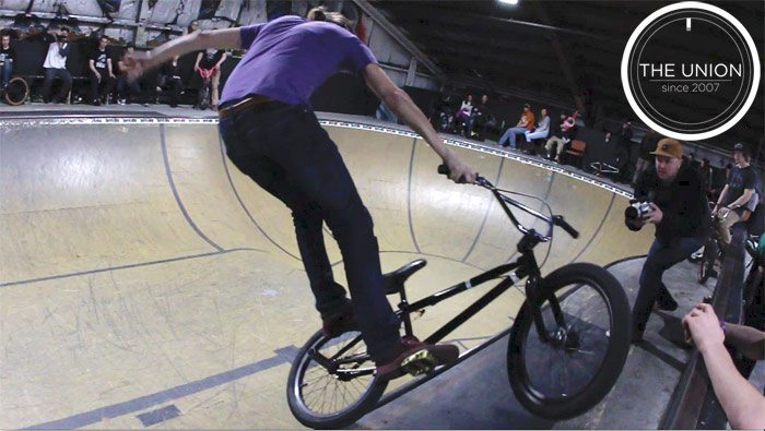 3rd Lair BMX Contest Highlights