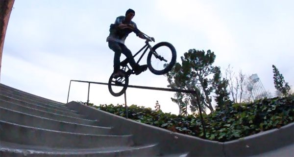 Revolt BMX – Justin Shorty Welcome Video