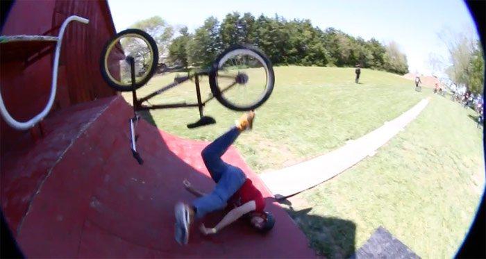 Dave Mahoney Crash In Nebraska