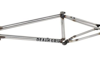 sneak peek mutiny bikes death grip frame