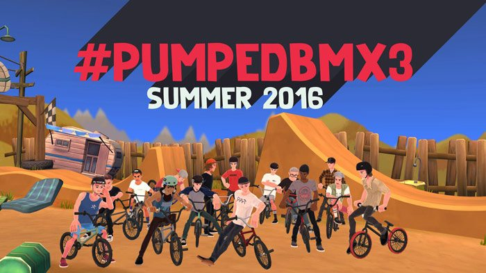 """Pumped BMX 3"" Preview"