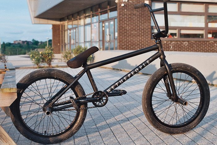 Mike Curley Bike Check