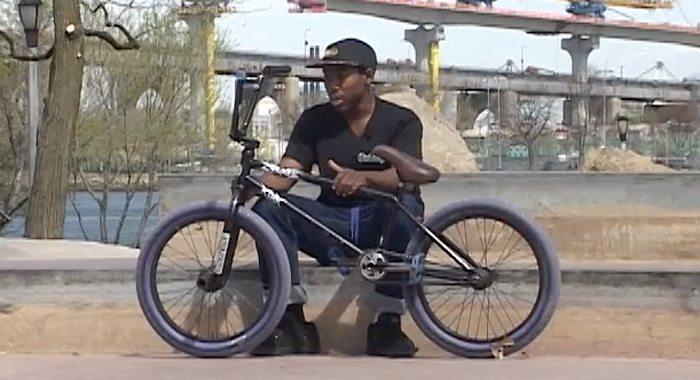 Kink BMX – Casey Starling Video Bike Check