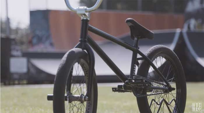 Chris Nichol Video Bike Check