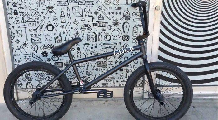Grant Germain Video Bike Check
