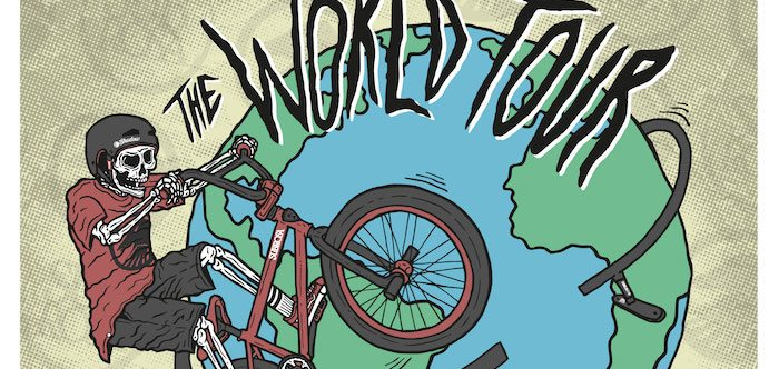Shadow Conspiracy X Subrosa Brand World Tour: California Flyer