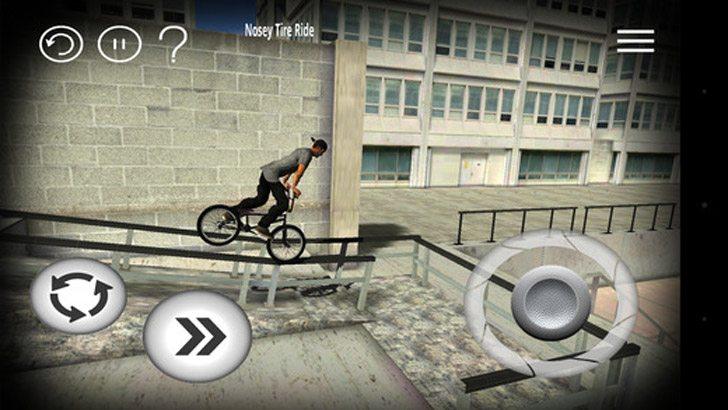 BMX Streets BMX Bike Games